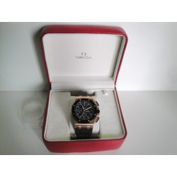 Audemars Piguet replica royal oak offshore new gommino rose gold black dial orologio replica copia imitazione