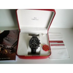Omega replica speedmaster dark side of the moon white orologio replica copia imitazione
