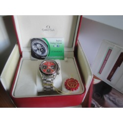 Omega replica speedmaster co-axial racing red orologio replica copia imitazione
