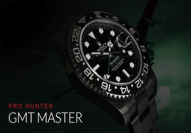 rolex replica pro-hunter pvd